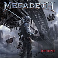 Megadeth - Dystopia small