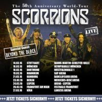 scorpions tourplakat