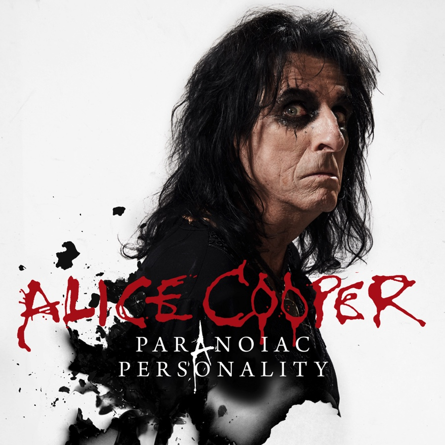 Alice Cooper Paranoiac Personality single px900